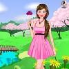 Juego online Spring Fashion Dressup