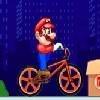 Juego online Mario BMX Remix