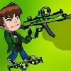 Juego online Ben 10 Bomber