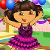 Juego online Dora's Birthday Party!