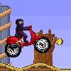 Juego online Ninja Motocross