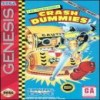 Juego online The Incredible Crash Dummies (Genesis)