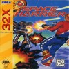 Juego online Space Harrier (Sega 32x)