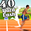 Juego online 40 Yard Dash