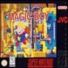 Juego online Magic Boy (Snes)
