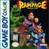 Juego online Rampage World Tour (GB COLOR)