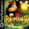 Juego online Rayman 2: The Great Escape (PSX)