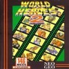 Juego online World Heroes 2 (NeoGeo)