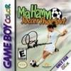 Juego online Mia Hamm Soccer Shootout (GBC)