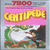 Juego online Centipede (Atari 7800)