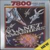 Juego online Planet Smashers (Atari 7800)