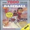 Juego online RealSports Baseball (Atari 7800)