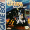 Juego online Ultima: Runes of Virtue II (GB)