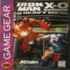 Juego online Iron Man X-O Manowar in Heavy Metal (GG)