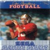 Juego online Joe Montana Football (GG)