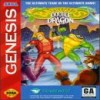 Juego online Battletoads - Double Dragon - The Ultimate Team (Genesis)