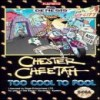 Juego online Chester Cheetah - Too Cool to Fool (Genesis)