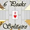 Juego online 6 Peaks Solitaire