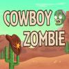Juego online Cowboy Zombie