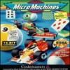 Juego online Micro Machines (Genesis)