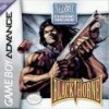 Juego online Blackthorne (GBA)