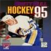 Juego online Brett Hull Hockey 95 (Genesis)