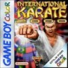 Juego online International Karate (GB COLOR)