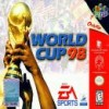 Juego online World Cup 98 (N64)