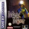 Juego online Manic Miner (GBA)