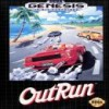 Juego online Out Run (Genesis)