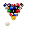Juego online 8 Ball Billiard Flash