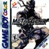 Juego online Metal Gear Solid (GBC)