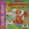 Juego online The Berenstain Bears' Camping Adventure (GG)