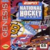 Juego online ESPN National Hockey Night (Genesis)