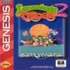 Juego online Lemmings 2: The Tribes (Genesis)