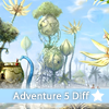 Juego online Adventure 5 Differences