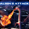 Juego online Aliens Attack - Alien Shooter