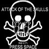 Juego online Attack of the Skulls