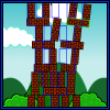 Juego online Babel Tower Builder