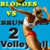 Juego online Blondes VS Brunettes-2 Volleyball