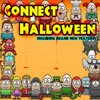 Juego online Connect Halloween