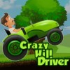 Juego online Crazy Hill Driver