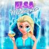 Juego online Elsa Makeover