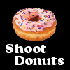 Juego online Shoot Donuts