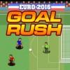 Juego online Euro 2016: Goal Rush