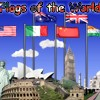 Juego online Flags of the World