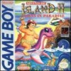 Juego online Adventure Island II: Aliens in Paradise (GB)