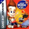 Juego online The Adventures of Jimmy Neutron Boy Genius: Jet Fusion (GBA)