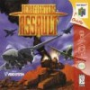 Juego online AeroFighters Assault (N64)