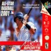 Juego online All-Star Baseball 2001 (N64)
